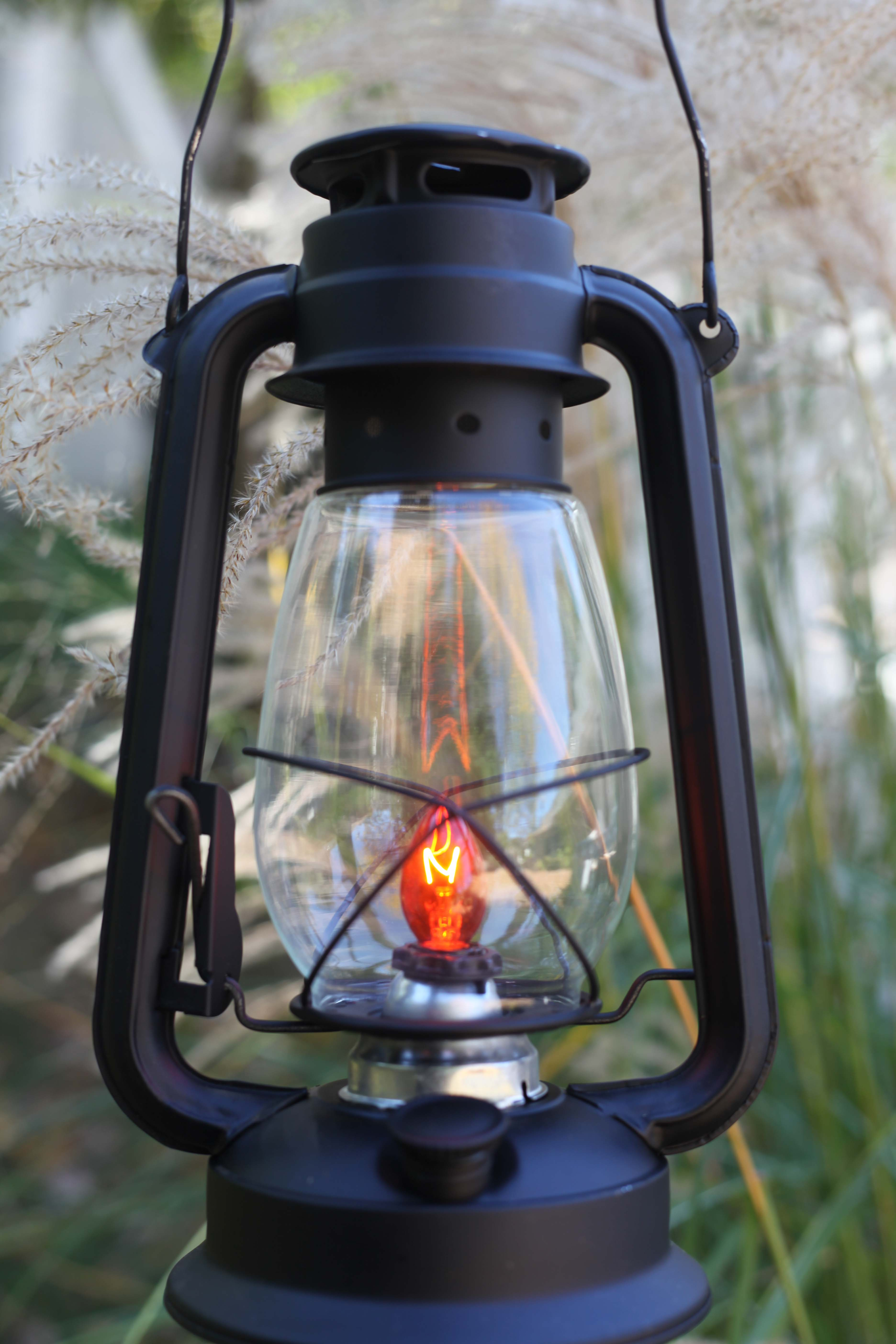 Black Table Lamp Decor